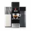 illy Francis Francis IperEspresso Y5 DUO MILK Black Machine