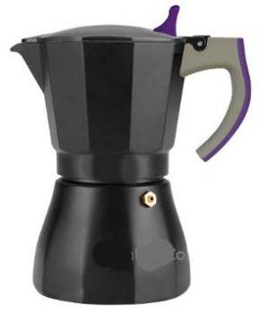 Ibili 9 Cups - 550ml Laroma Purple Espresso Maker HOT DEAL