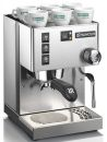 Rancilio Silvia M Coffee Machine V5 with FREE Accessories Starter Kit