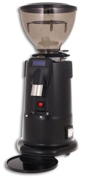 MACAP M4D Digital Doserless Black Grinder