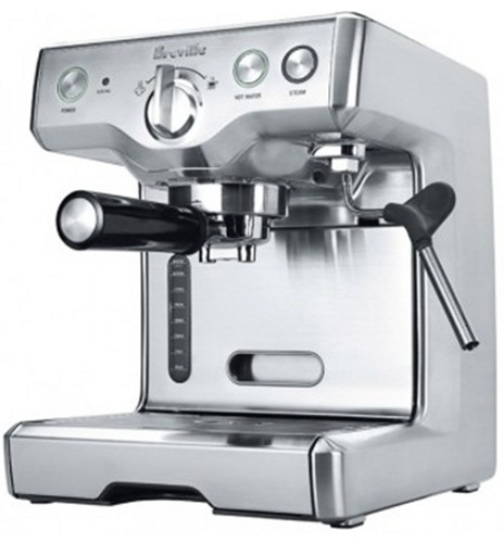 breville bres800esxl le duo temp machine a cafe creative. Black Bedroom Furniture Sets. Home Design Ideas