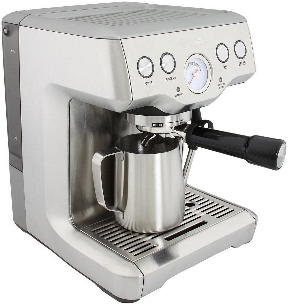 breville bes840xl infuser machine creative coffee. Black Bedroom Furniture Sets. Home Design Ideas