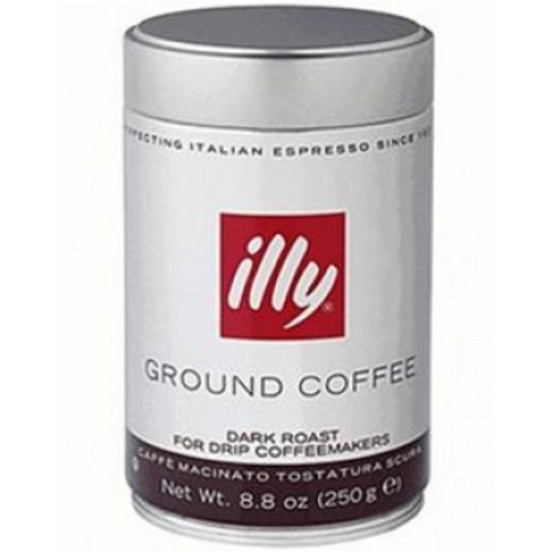 illy filtre brun caf forte moulu 1 2 livres 250gr creative coffee. Black Bedroom Furniture Sets. Home Design Ideas