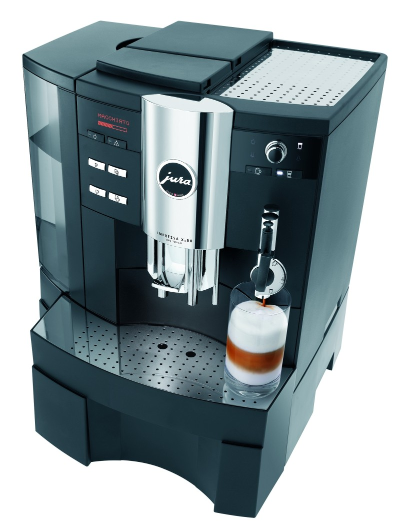 Jura Impressa Xs90 Otc Automatic Machine Creative Coffee