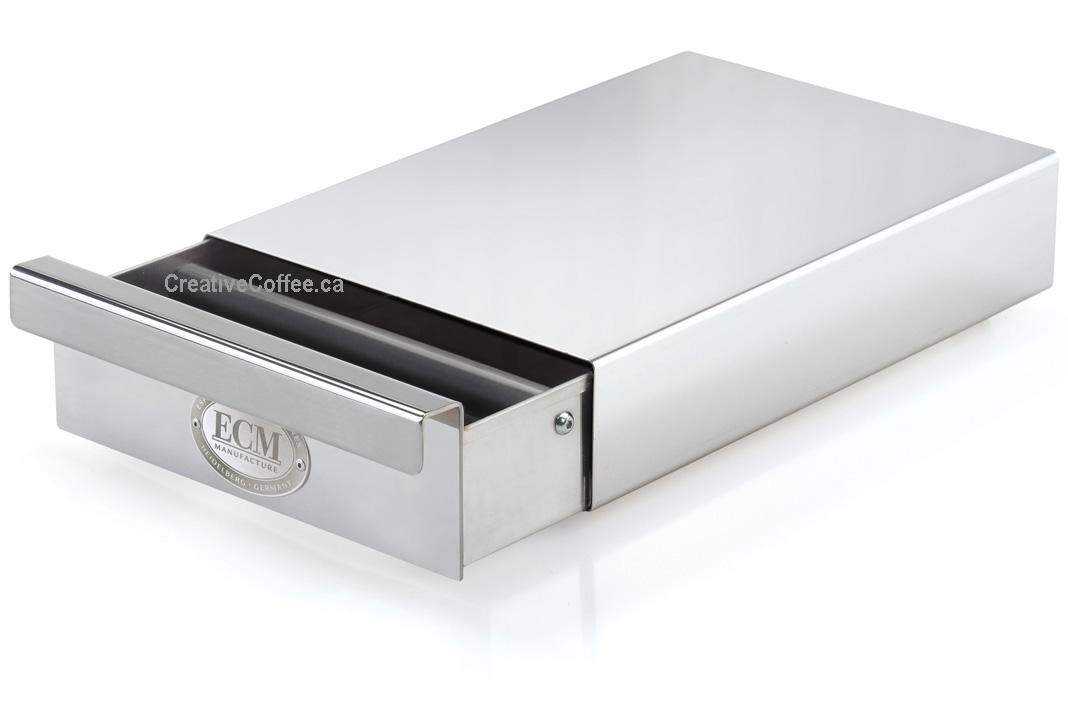 Ecm Single Knockbox Drawer Creative Cookware