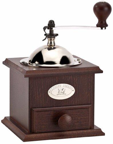 peugeot nostalgie walnut manual coffee grinder hot deal. Black Bedroom Furniture Sets. Home Design Ideas