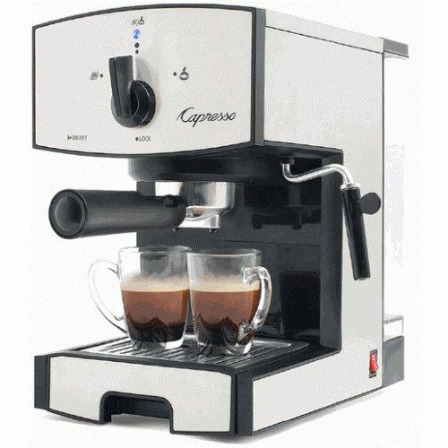 capresso espresso machine ec50