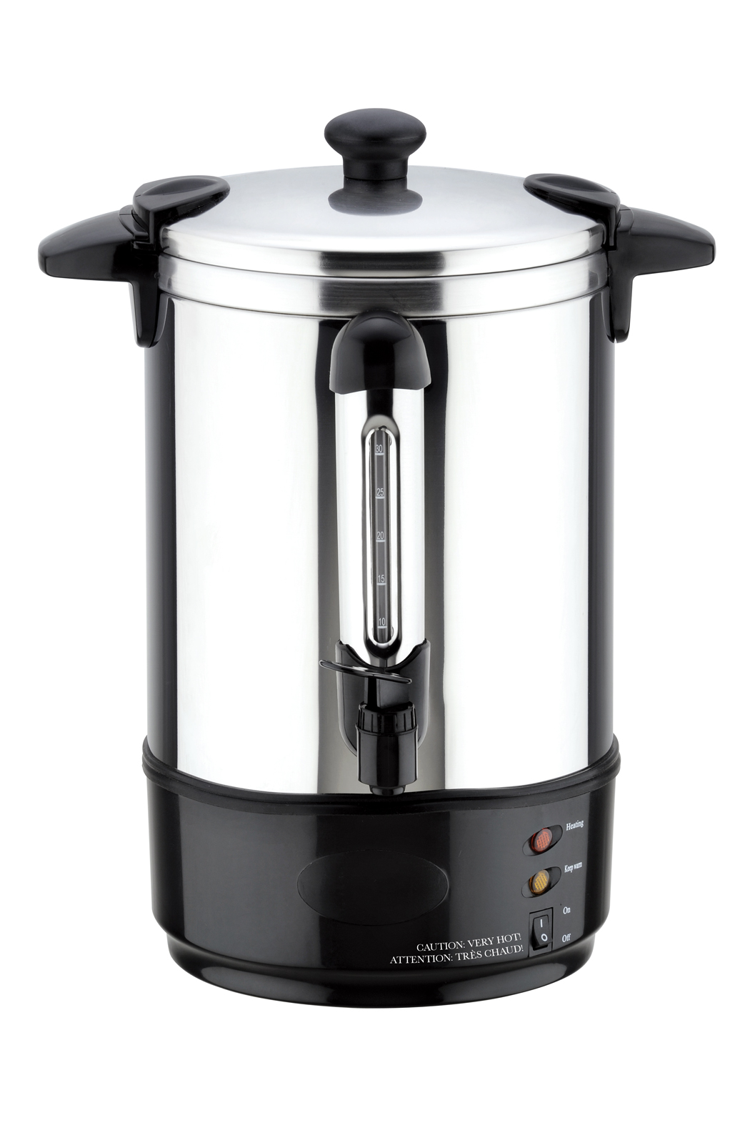 Electric Percolator Coffee Maker Reviews : Electric 30 Cups Percolator Coffee Maker Urn Creative Cookware