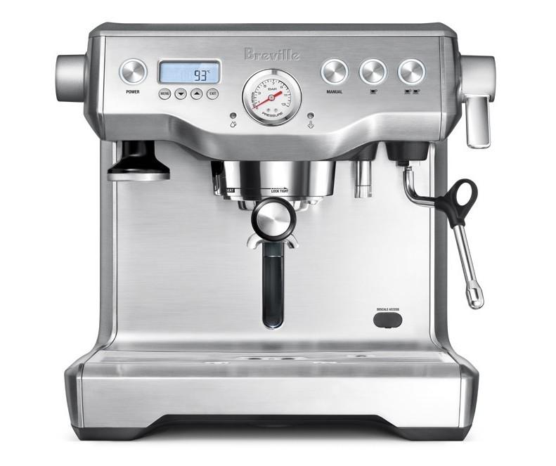 Dual Filter Coffee Maker : Breville BES920XL Dual Boiler Coffee Maker - Creative Coffee
