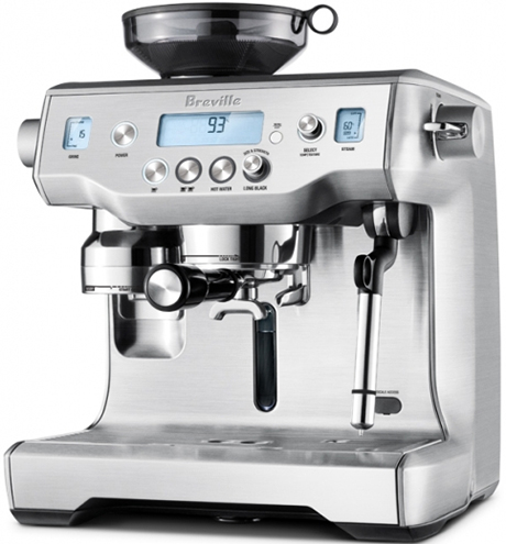 Breville Coffee Maker Parts Manual : Breville BES980XL Oracle Espresso Maker Creative Cookware