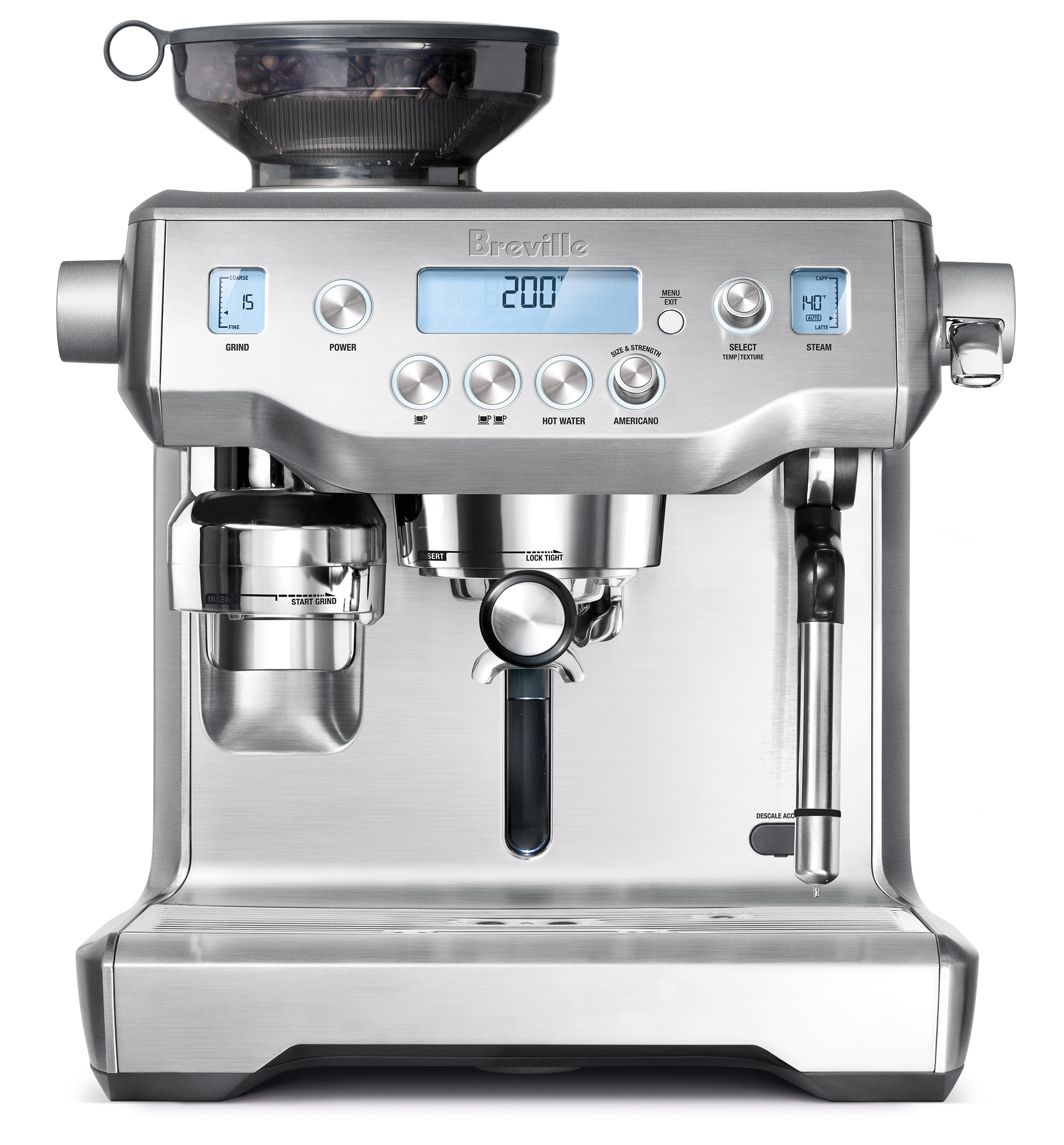 breville bes980xl oracle machine a cafe a espresso. Black Bedroom Furniture Sets. Home Design Ideas