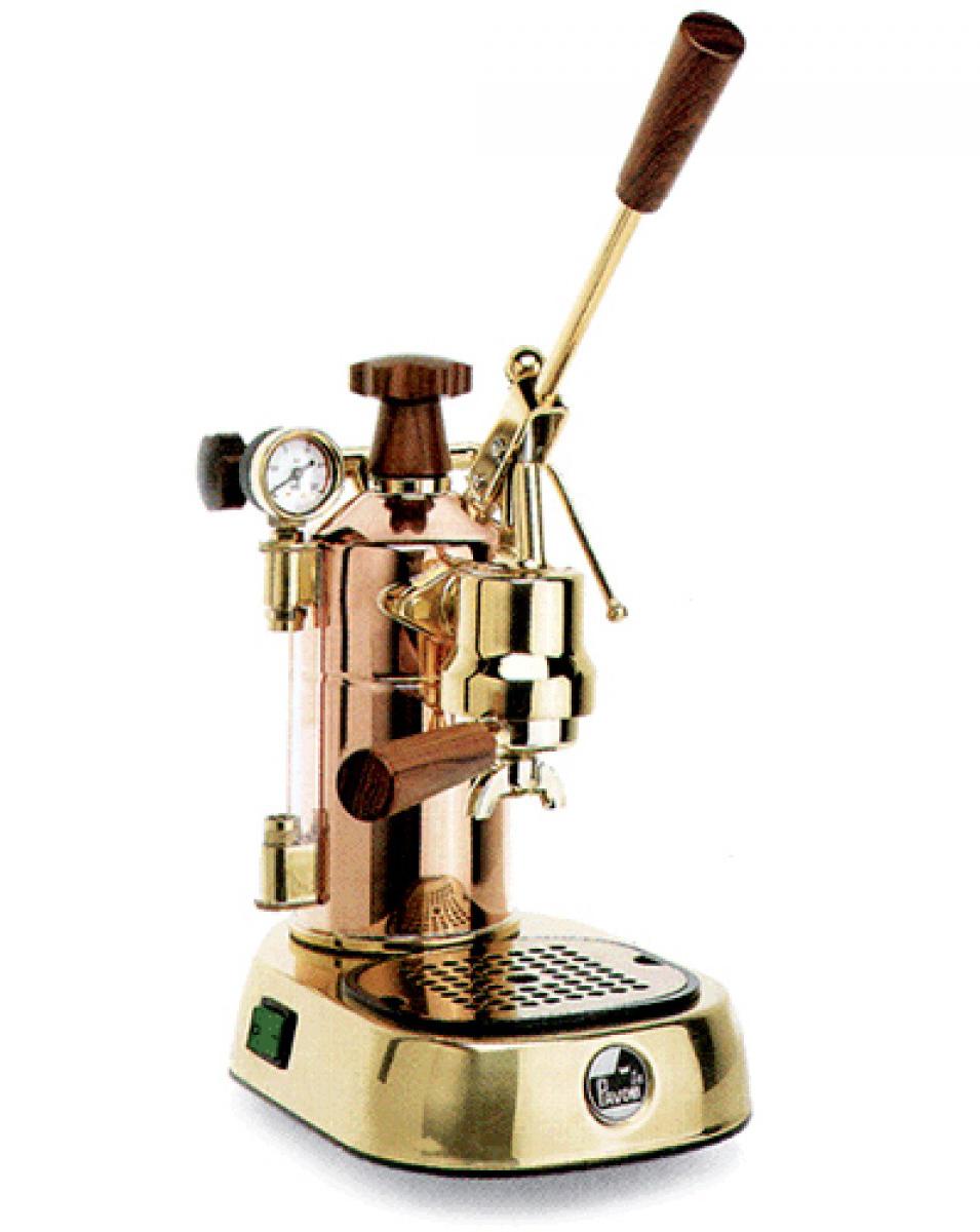 La Pavoni Professional Prg11 Espresso Machine Brass