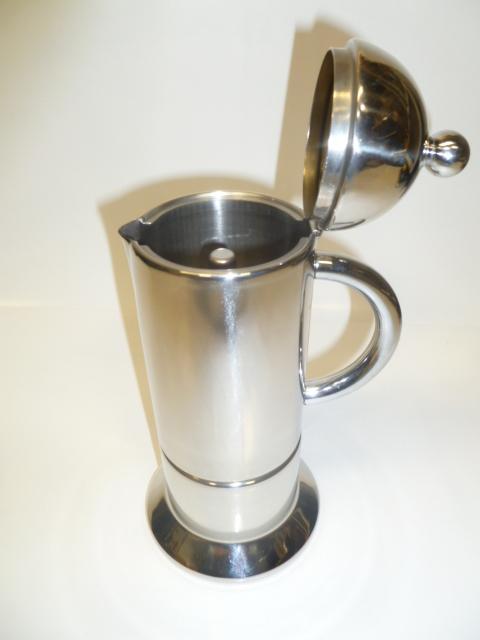 GAT Italian Camilla 4 Cups - 230ml Coffee Maker - HOT DEAL - Creative Coffee