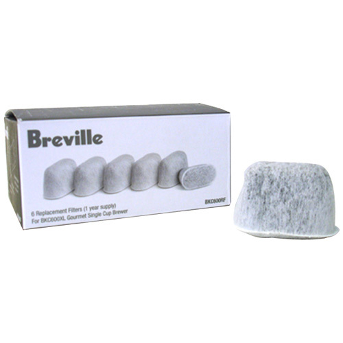 Breville Water Filters - Pack of 6 - Creative Coffee