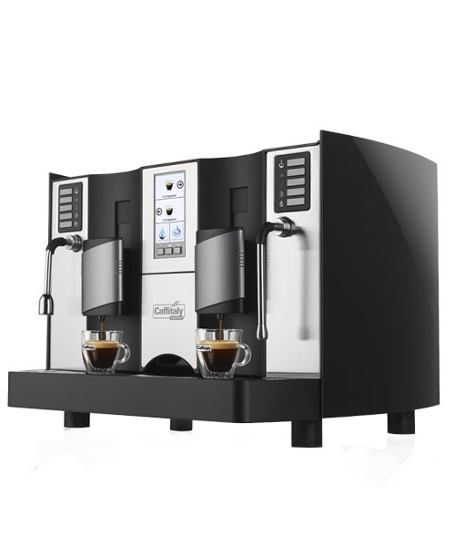 Caffitaly S9001 Commerical Coffee Machine - Creative Coffee