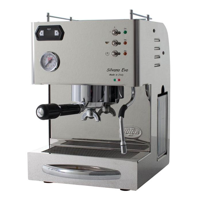 quick mill silvano evo with pid coffee machine creative coffee. Black Bedroom Furniture Sets. Home Design Ideas