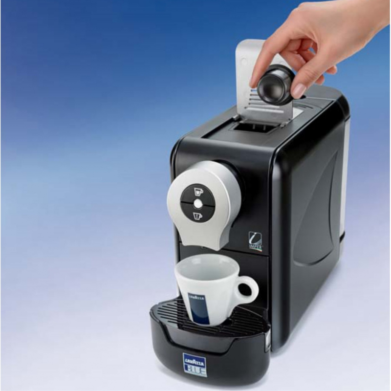 lavazza blue lb compact espresso capsule machine. Black Bedroom Furniture Sets. Home Design Ideas