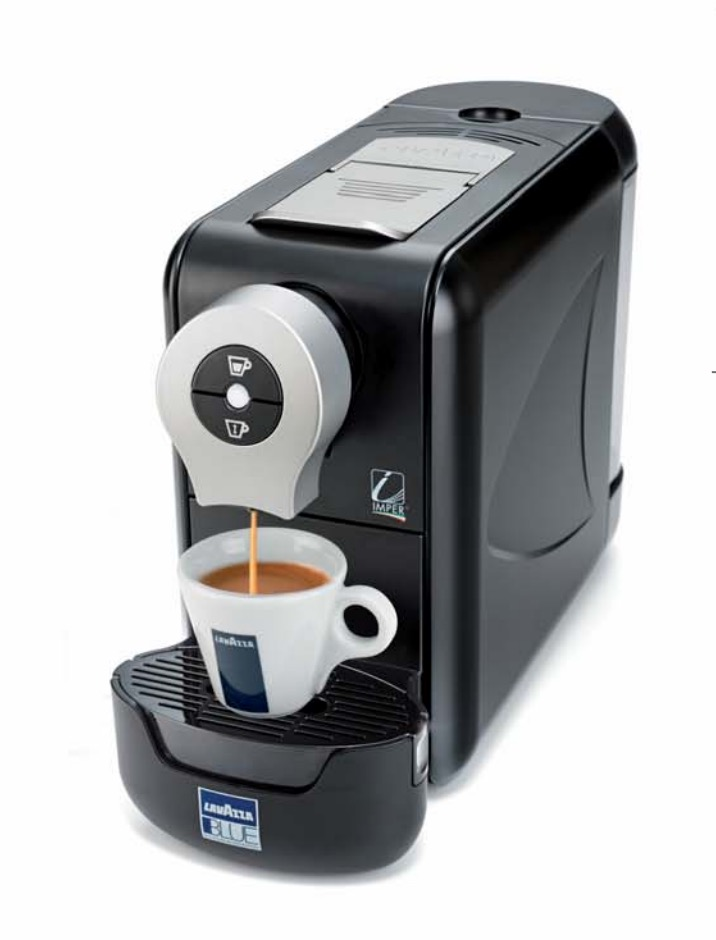 lavazza blue lb compact espresso capsule machine creative coffee. Black Bedroom Furniture Sets. Home Design Ideas
