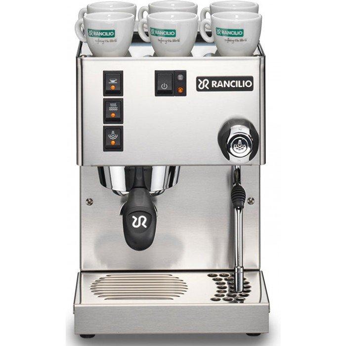 Rancilio Silvia M Pro Machine a Cafe V5 - Creative Coffee