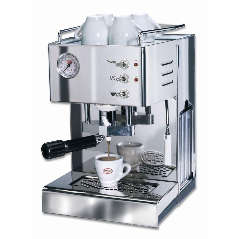 quick mill 3004 cassiopea coffee machine creative coffee. Black Bedroom Furniture Sets. Home Design Ideas