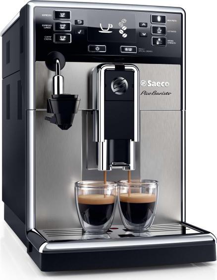 philips saeco hd8924 47 picobaristo coffee machine hot. Black Bedroom Furniture Sets. Home Design Ideas