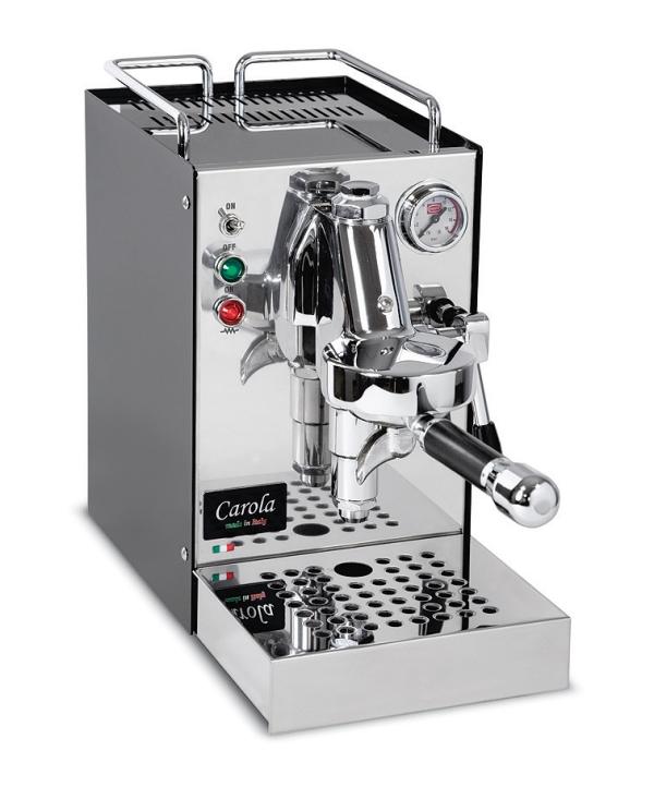 quick mill carola evo coffee machine creative coffee. Black Bedroom Furniture Sets. Home Design Ideas