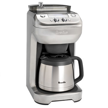 breville bdc600xl the grind control machine a cafe. Black Bedroom Furniture Sets. Home Design Ideas
