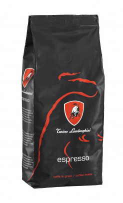 lamborghini espresso intenso coffee beans 2 2 lbs 1000gr. Black Bedroom Furniture Sets. Home Design Ideas