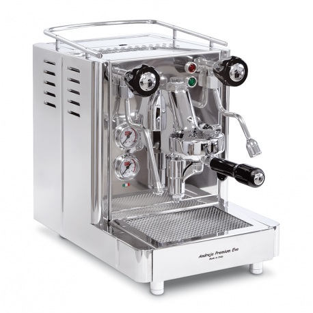 quick mill andreja premuim evo coffee machine creative coffee. Black Bedroom Furniture Sets. Home Design Ideas