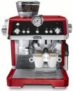 Delonghi La Specialista RED Semi Automatic Espresso Machine EC9335